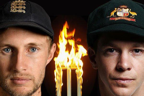 The 2019 Ashes England vs Australia