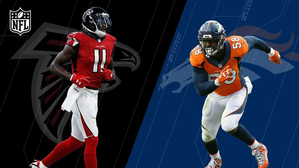 Falcons vs Broncos Hall of Fame Game 2019