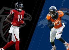 NFL preseason 1 Aug Kickoff | Falcons vs Broncos Hall of Fame Game 2019