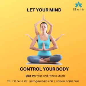 Bloo Iris Yoga Studio