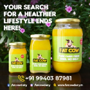 Fat Cow Ghee Chennai