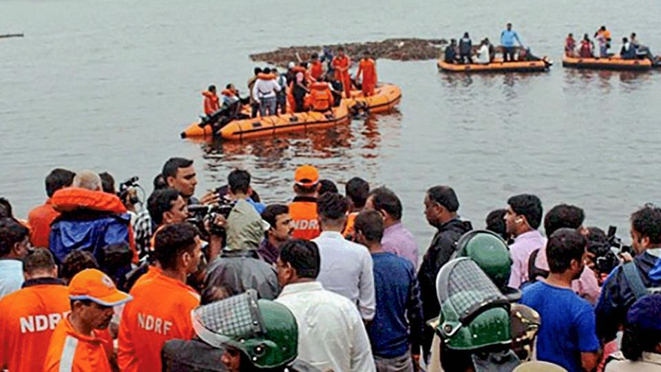5 Feared Dead & 33 Missing as Rescue Continues