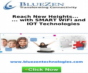 Bluezen IOT Technology
