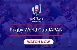 Watch Rugby World Cup Japan Live