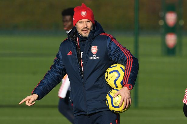 Can Freddie Ljungberg Pull Arsenal Out Of The Current Crisis