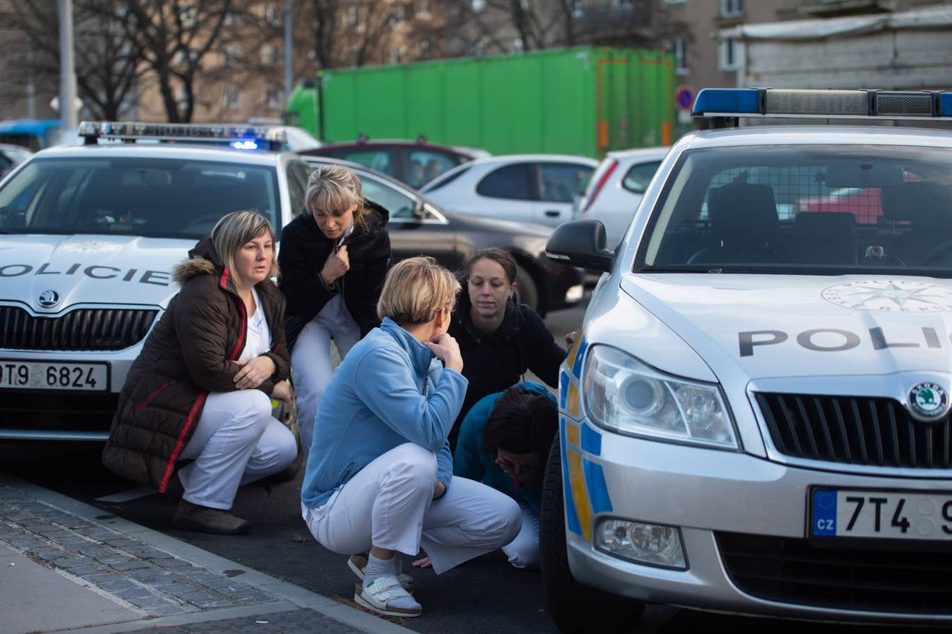 Six Killed in Czech Republic Hospital Shootout