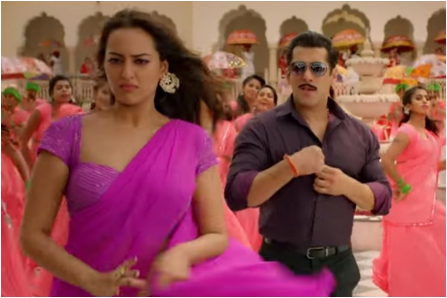 Title Song Hud Hud Dabangg Backlash