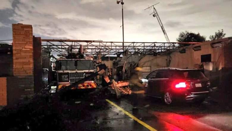 Walnut Hill Lane & Harry Hines Boulevard Worst Hit