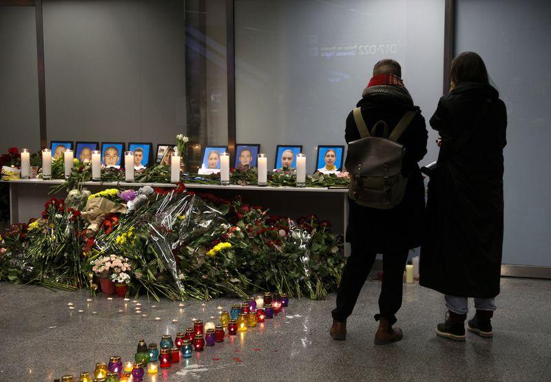 Iran Unintentionally Shoots Down Ukrainian Passenger Plane