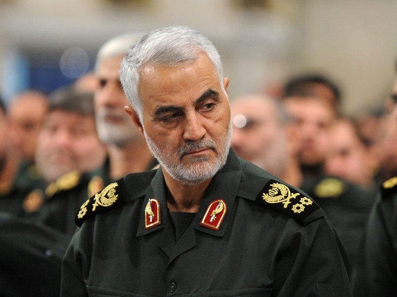 Donald Trump Ordered The Killing of Qassim Suleimani