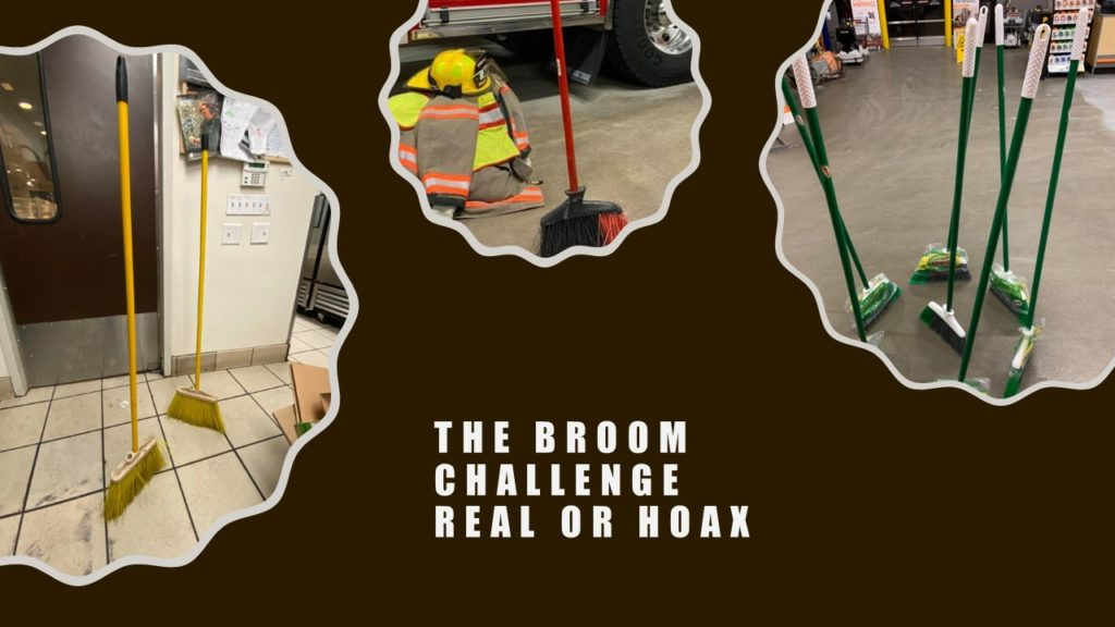 The Broom Challenge Real or Hoax