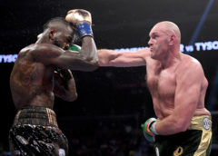 Tyson Fury Defeats Deontay Wilder in 7th Round of WBC Heavyweight Title Rematch