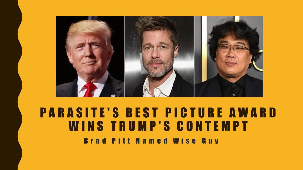 The Oscars Political Fallout