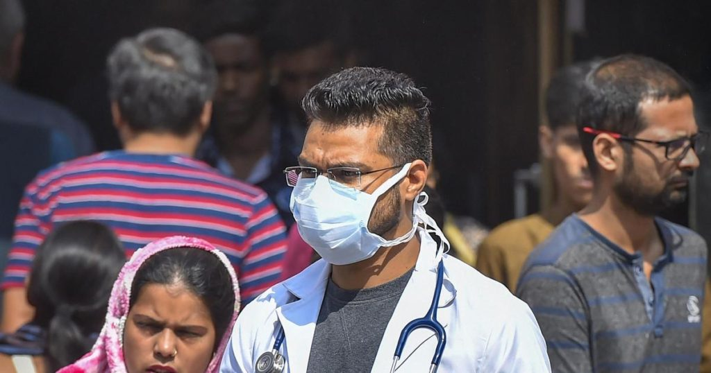 COVID-19 Cases on the Rise in India