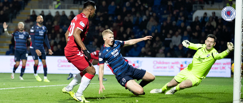 Ross County v Rangers Match Info | County Stressed About the Threat of relegation