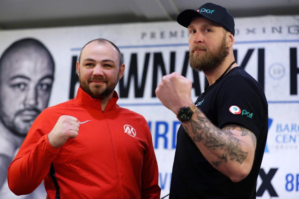 Adam Kownacki vs Robert Helenius Fight Preview and Undercard