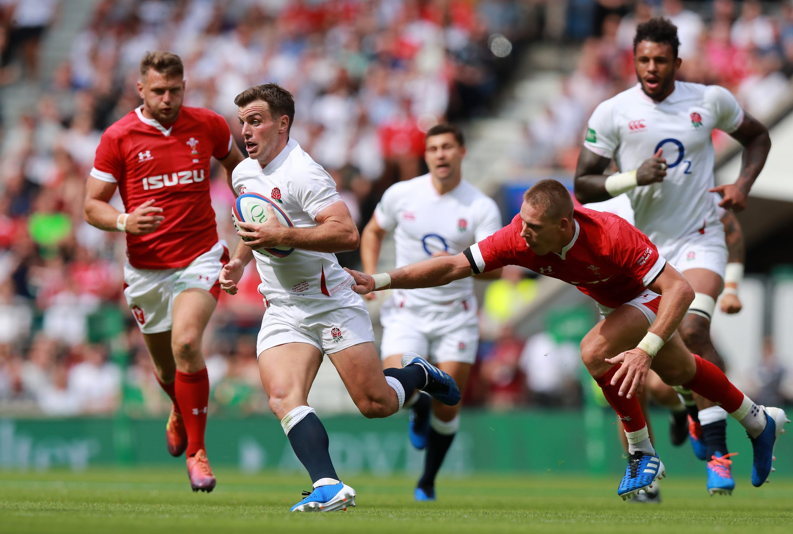 England v Wales 4 Key Battles | James Hook on BBC Sport