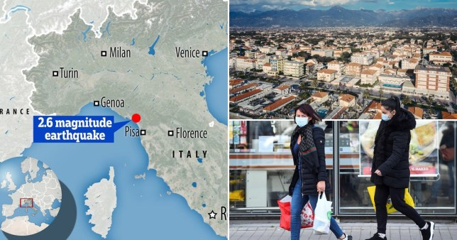 Earthquake rocks Italy | Tremors send Residents Running into Streets Amid COVID-19 Lockdown
