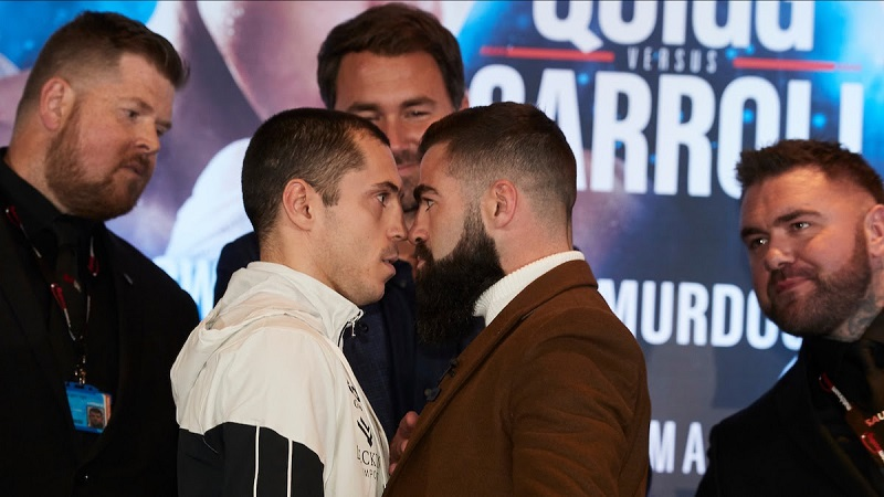 Scott Quigg vs Jono Carroll Predictions and Picks