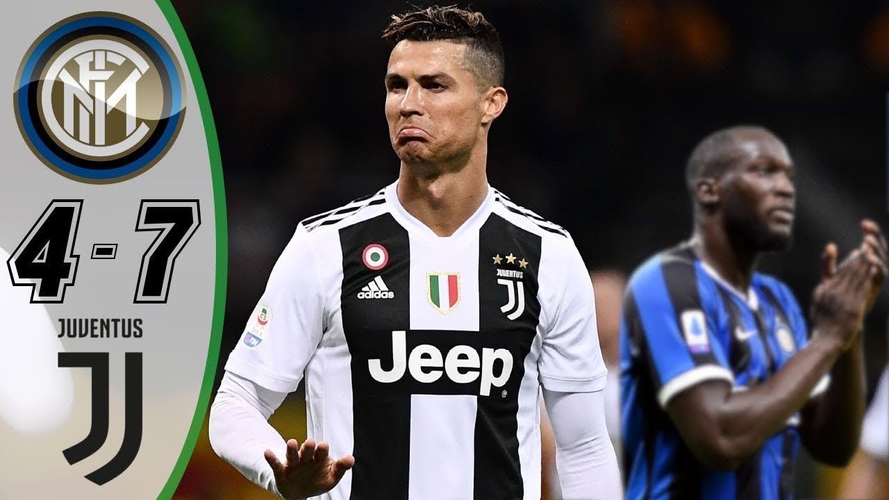 Juventus v Inter The Epic Clash Under Close Doors | But The World Will Be Watching
