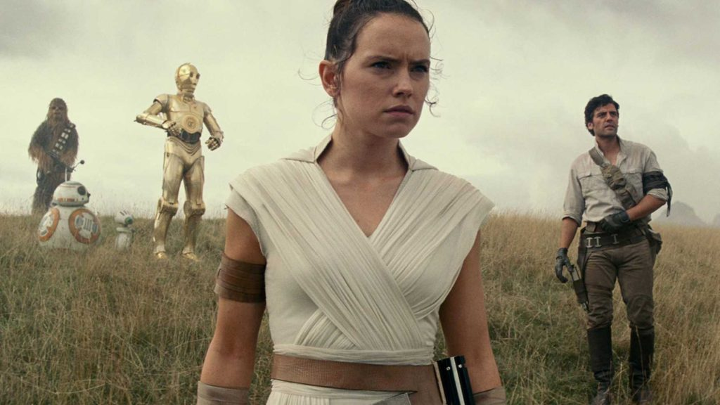 Star Wars: The Rise Of Skywalker Trailer and Review