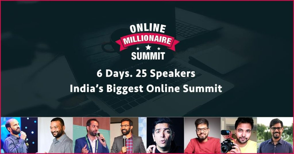 India Digital Millionaire Summit