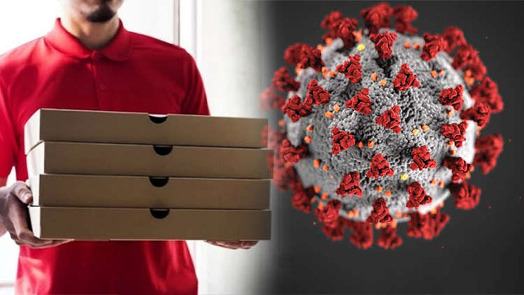 Pizza Delivery Boys Test Covid-19 Positive