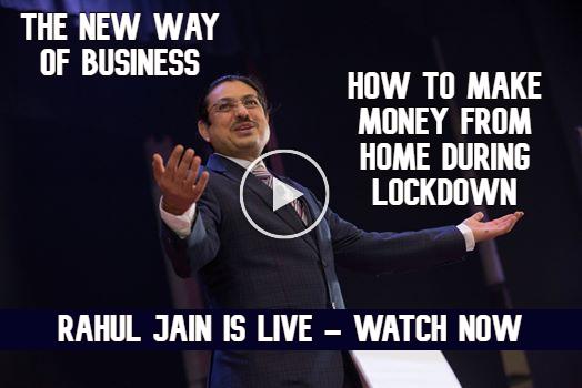 New Way of Business by Rahul Jain