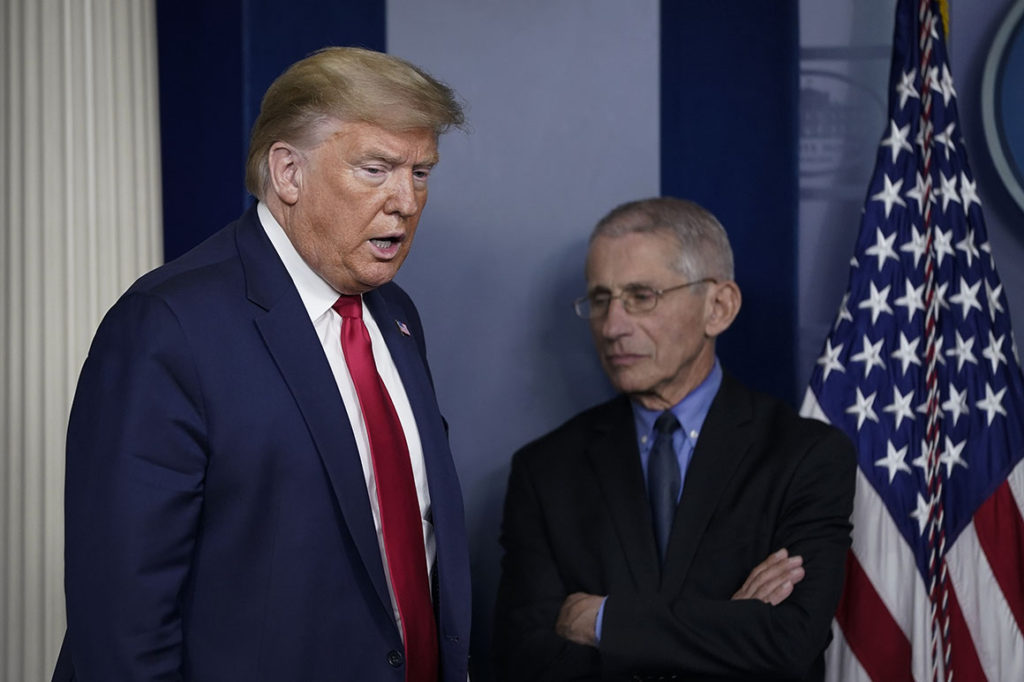 The Real Reason Trump is Angry with Dr. Fauci