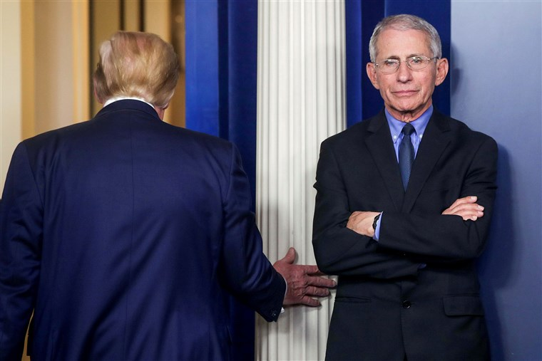 What if Trump Fires Fauci