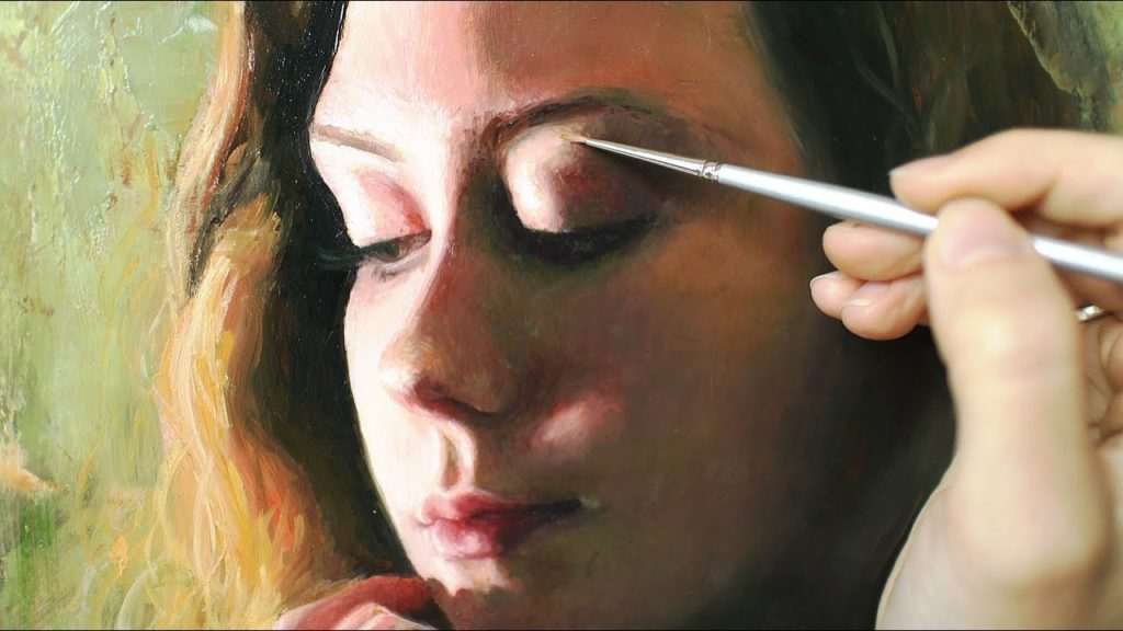 Best Oil Painting Course Onlin