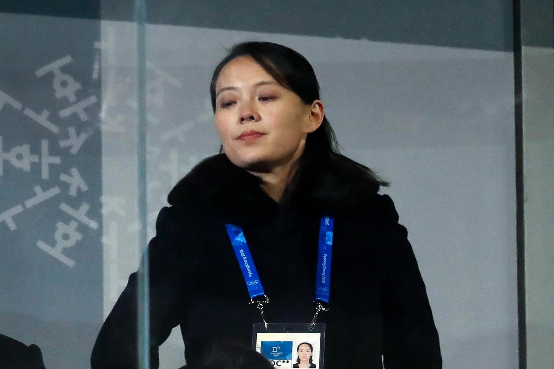 Who is Kim Yo-jong
