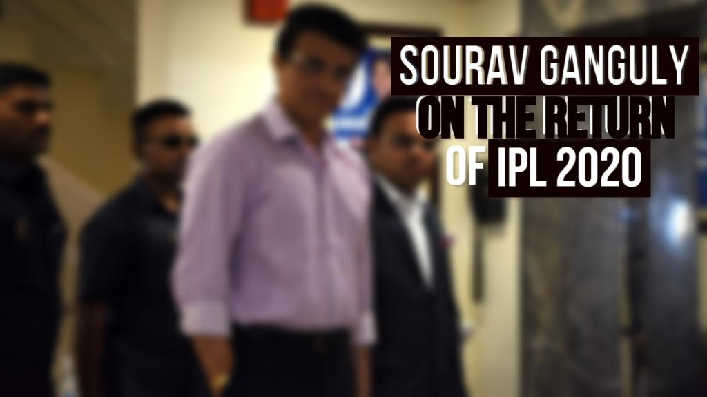 Return of The IPL 2020