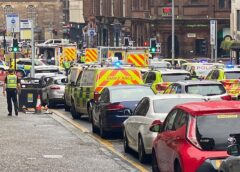 Daylight Stabbing in The Heart of Glasgow City
