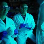Professor uses salt to kill viruses