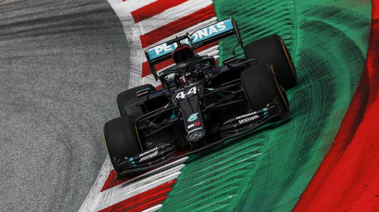 Kickstarts With The Austrian Grand Prix