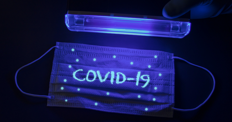 How Ultraviolet Light Could Help Control The Spread Of Coronavirus