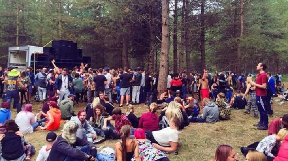 Illegal Rave Organisers Fined £10,000