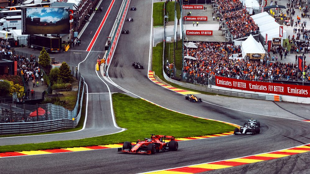 How to watch the Belgian Grand Prix online from anywhere