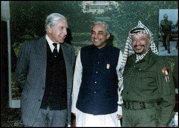 Arafat and Subramanian Swamy