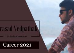 Career 2021 Digital Boom   Revelations Social Media Influencer Prasad Vedpathak