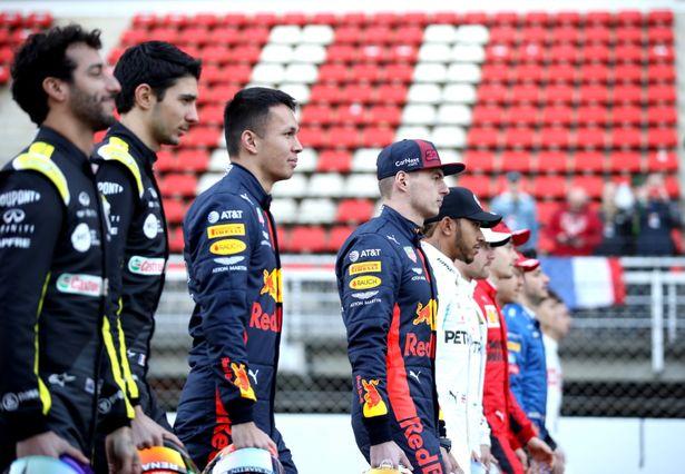 Drivers Look Ahead To Race Weekend in Barcelona