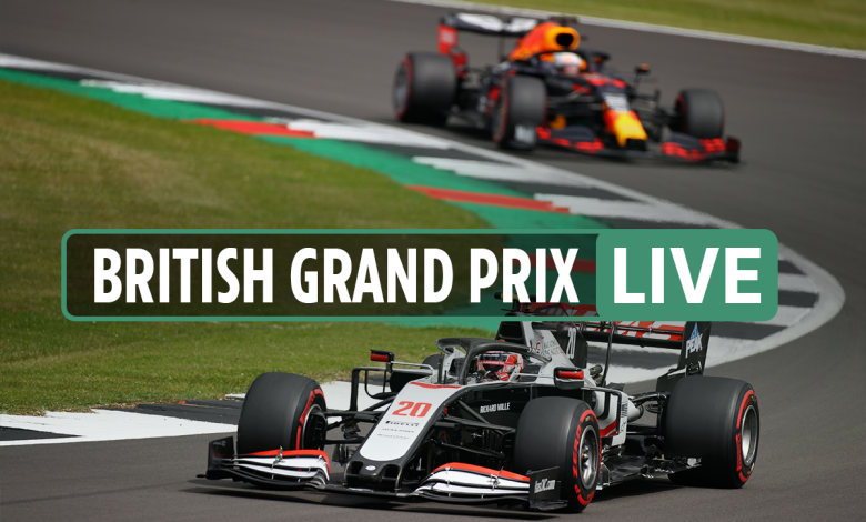 F1 LIVE 2020 British Grand Prix Build-Up