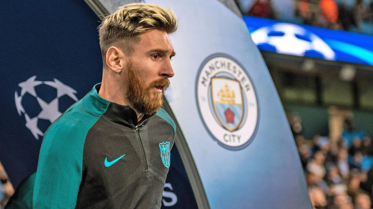 Man City Poised to Bid £90m for Lionel Messi