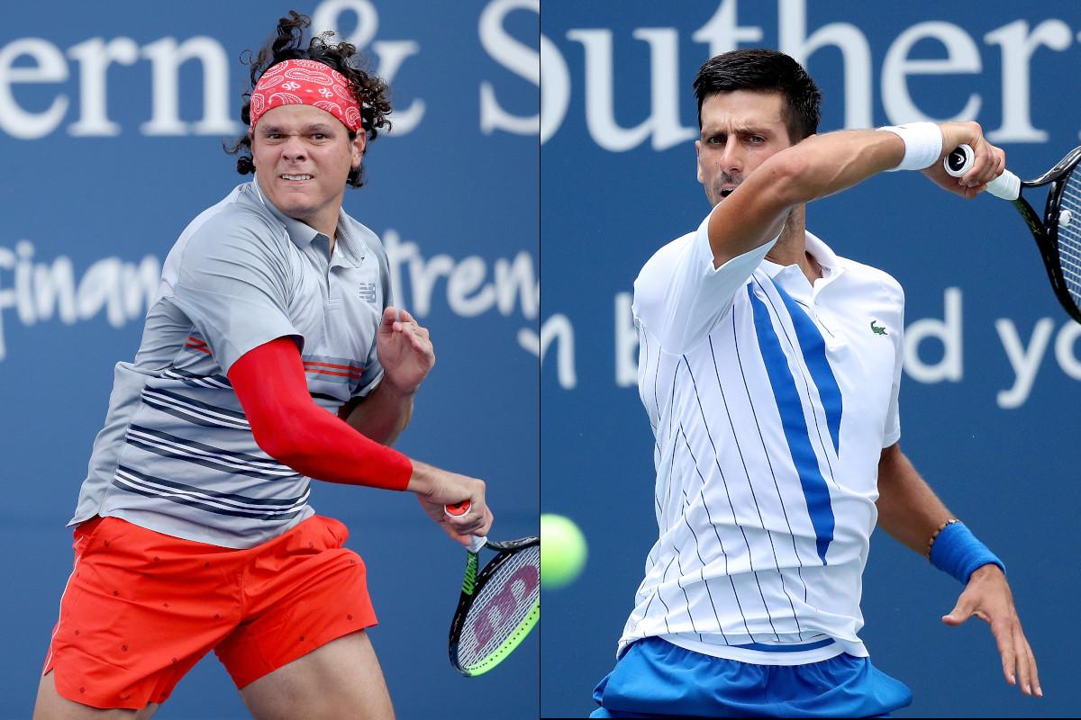 Toppling Djokovic at Cincinnati Looks Tough