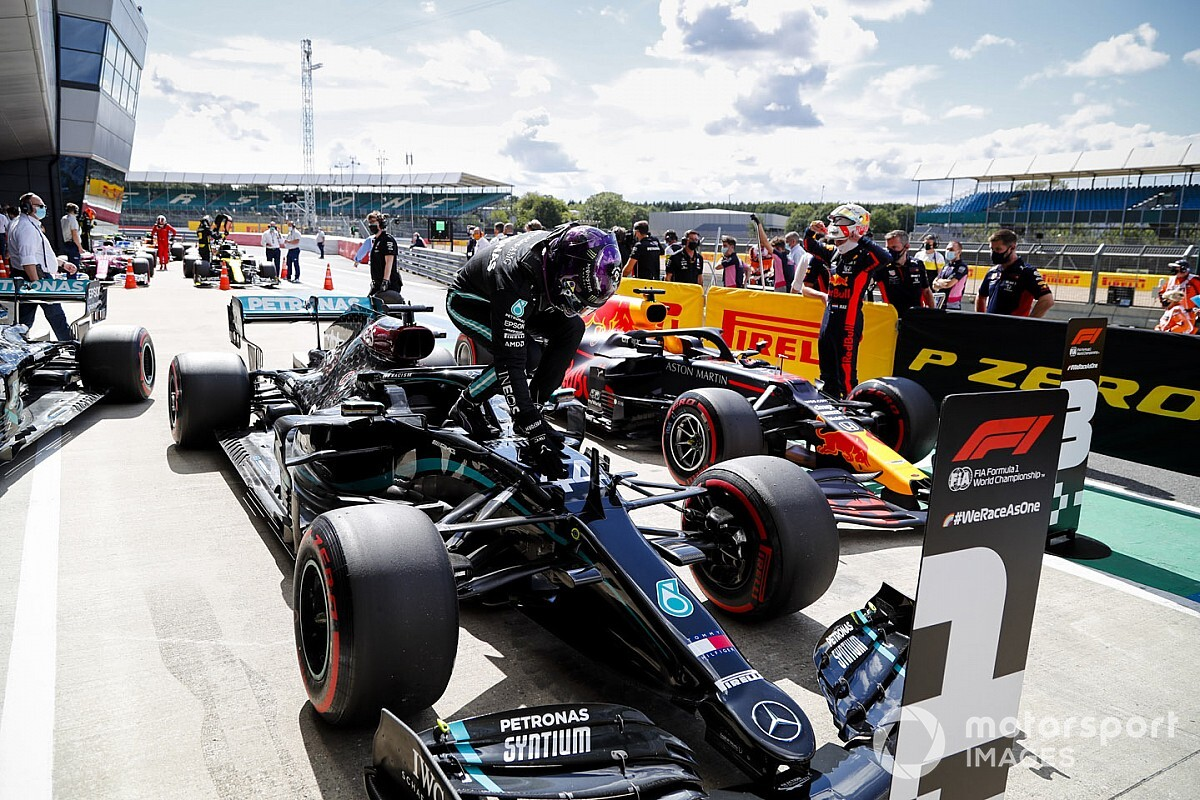 2020 British Grand Prix F3 Race 2 Highlights