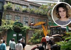 Bollywood Actress Kangana Ranaut's Bandra House Demolished