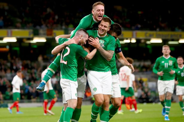 Previewing the Bulgaria Republic of Ireland Match