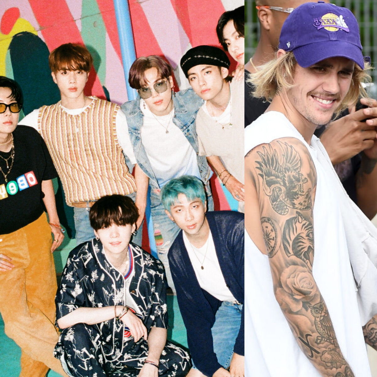 Justin Bieber Explains Why The BTS Song is Crushing It