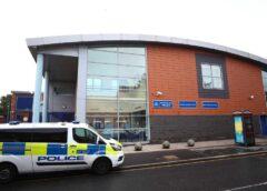 Policeman Shot Dead in Croydon   Croydon Police Station Shooting